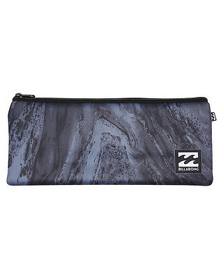 New Billabong Large Pencil Case Gifts Black