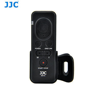 JJC SR-F2  Remote Control replace Sony RM-VPR1 for A6300 A6000 A5100 A5000 A7R
