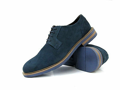 New Mens Catesby Suede Lace Up Smart Oxford Formal Casual Shoes Sizes UK 7 - 11