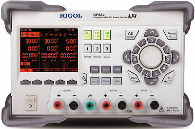 New Rigol DP832 3 Outputs, Max. Power Up To 195W US Authorized Dealer