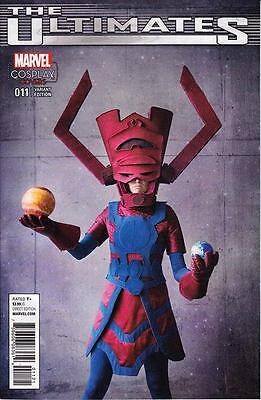 Ultimates #11 1/15 Cosplay Variant Cover Marvel Comics