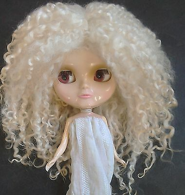 Teeswater Doll Wig Undyed