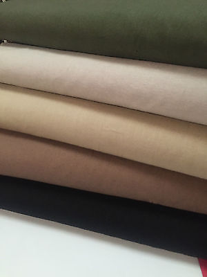 Plain Rough Linen Fabric Material - upholstery curtains dressmaking - 140cm wide