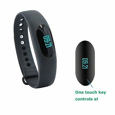 Willful Non-Bluetooth Pedometer Bracelet Fitness Tracker Wristband with Calorie