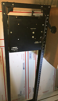 Beseler 23C III CHASSIS/STAND for Variable Condenser Enlarger darkroom lamphouse