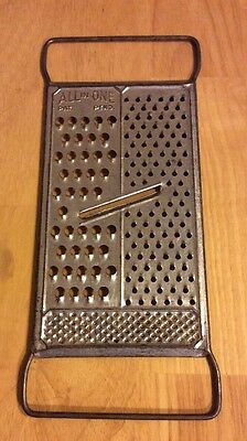 Vintage All-in-One Grater