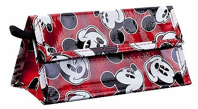 Zak Designs Good to Go Mickey Mouse Reusable Snack Bag
