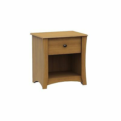 South Shore Furniture Jumper Collection Nightstand Harvest Maple