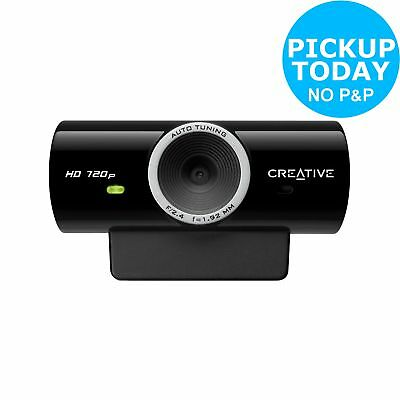 Creative Live! Cam Sync HD Web Camera. From the Official Argos Shop on ebay
