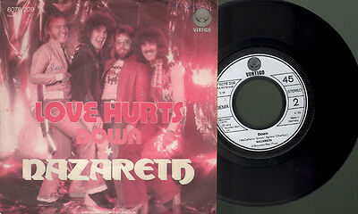 Nazareth - Love hurts/Down