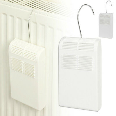 Radiator Hanging Humidifiers Room Moisture Water Humidity Control Mould Dry Air