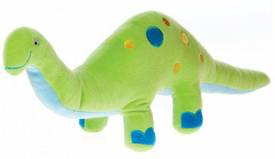 Barry Bronto Dinosaur Shaped Cushion by Hiccups