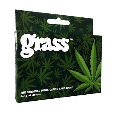 Grass Card Game NEW