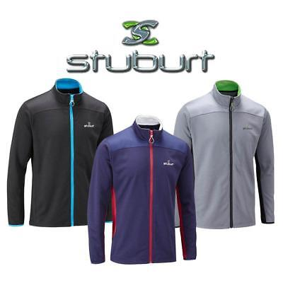 Stuburt Vapour Full Zip Fleece, Thermal Golf Jacket Keep Warm ! Fully Breathable