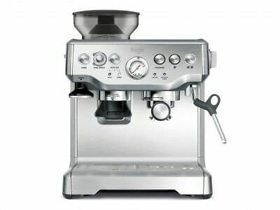 Sage The Barista Express Coffee Espresso Maker Machine Silver BES875UK RRP £599