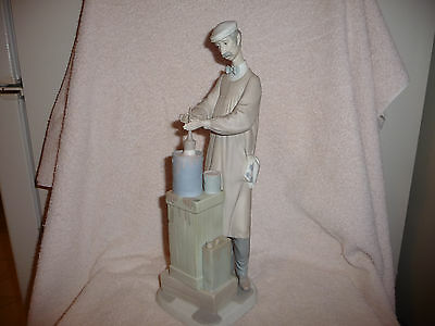 Very Rare Lladro Painter Excellent!!