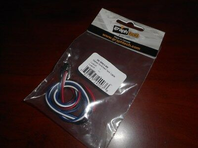 NEW Graph Tech Ghost Switched Jack Cable Assembly, PE-5003-00