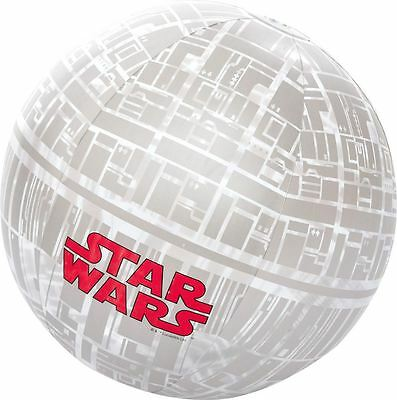 61cm,Inflatable Star Wars Space Station Beach Ball Holiday Swimming Garden Party