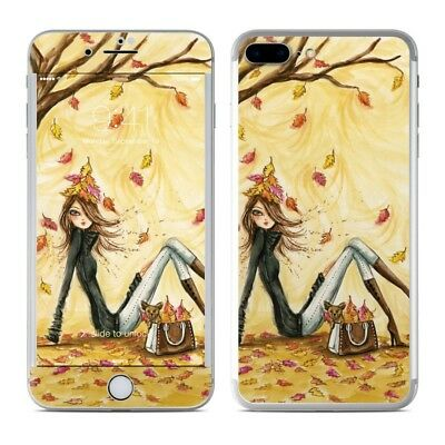 iPhone 7 Plus Skin - Autumn Leaves by Bella Pilar - Sticker Decal