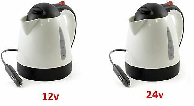 24V Sandwich Maker 12V Or 24V Kettle Truckers Kettle All Ride Water Heater Lorry