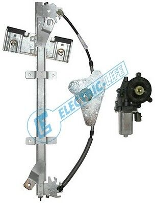 FORD FUSION 1.6 Electric Window Regulator Front Right 2002 on Estate ZRFR75R New