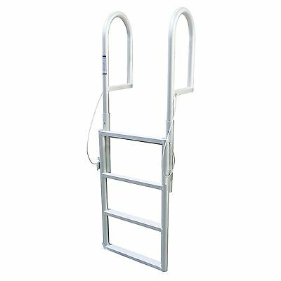 Extreme Max Products 3005.346 Sliding Dock Ladder 4 Step