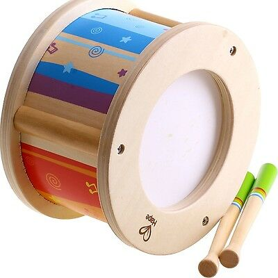 Hape - Early Melodies - Little Drummer Wooden Music Set