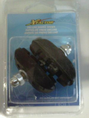 Kent Deluxe Bicycle Brake Shoes