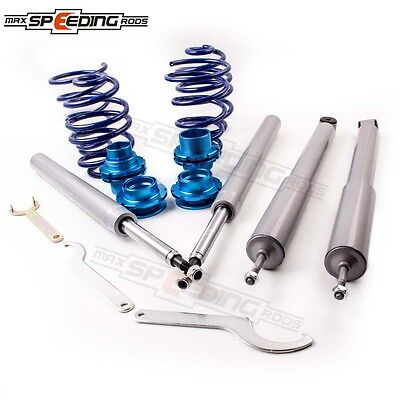 Adjustable Coilover Suspension for BMW 3 E30 all engine with 51mm front strut