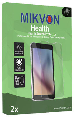 2x Mikvon Health Screen Protector for Blackmagic Swit S-1053F BlueLightCut