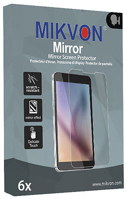 6x Mikvon Mirror Screen Protector for Blackmagic Swit S-1053F Retail Package