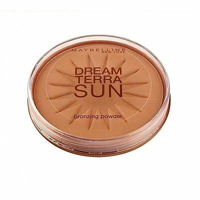 maybelline dream terra sun 02 Golden NEW