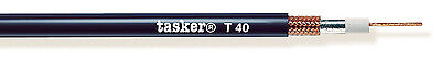 Tasker T 40 Coaxial cable 75Ohm, 1x0,34 mm2 100 m UK