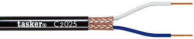 Tasker C2025 Multicore shielded cable 2x0,25 mm2 for data transmission 100 m UK