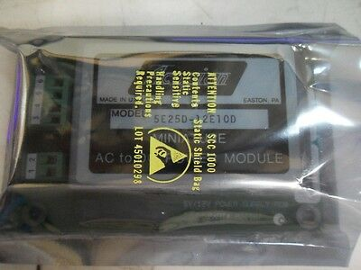 (D5) 1 New Acopian 5E25D-12E10D Power Module