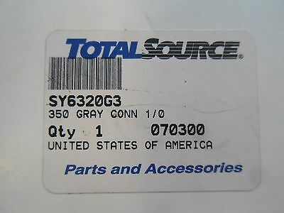 (V11-2) 1 Nib Total Source Sy6320G3 Forklift Power Connector