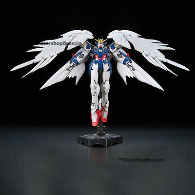 GUNDAM - 1/144 XXXG-00W0 Wing Zero EW Real Grade Model Kit RG Bandai