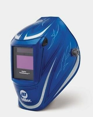 "Miller Genuine Digital Performance "" '64 Custom"" Welding Helmet - 256160"
