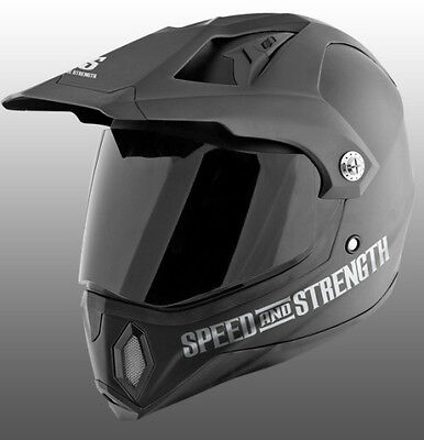 Speed and Strength SS2500 Hell N Back Graphics Helmet Black - Lg Large 876493