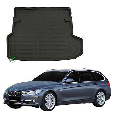 BMW 3 F31 ESTATE 2011-up Tailored Boot tray liner car mat Heavy Duty TLBM301