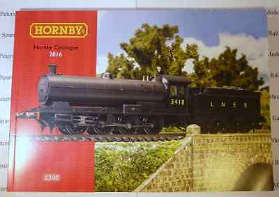 Hornby R8151 Catalogue 2016 Edition Sixty Two