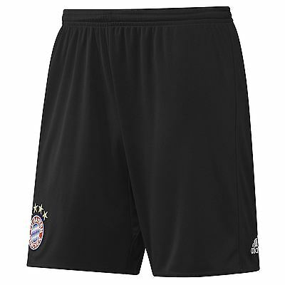 adidas Mens Gents Football Soccer Bayern Munich Away Shorts Bottoms 2016-17