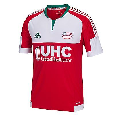 adidas Mens Gents Football New England Revolution Away Shirt 2015/16 Jersey