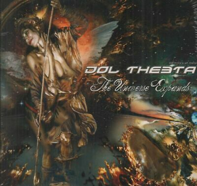 Dol Theeta(Promo CD Album)The Universe Expands-EAMRCD003-2008-New