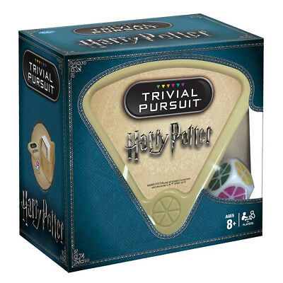 Harry Potter Trivial Pursuit Board Game NEW