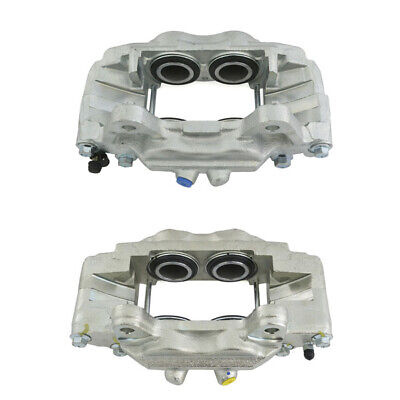 Pair Of Front Brake Calipers LH+RH With VSC For Toyota Hilux Mk6/7 2.5/3.0TD 08+