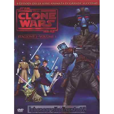 DVD - Star wars - The clone wars - Stagione 02 #01 (ep.01-04)
