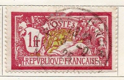 France 1900 Early Issue Fine Used 1F. 092567