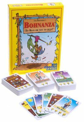 Bohnanza Card Game NEW