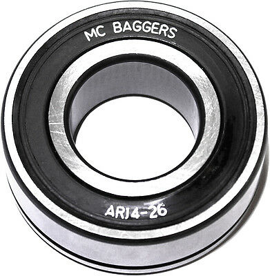 "Mc Baggers Ez-On Abs Bearing 26"" Wheel Ar14-26"